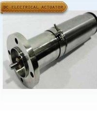 Dc Electrical Actuator