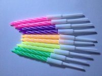 Thread Stick Multi Colored Birthday Candles