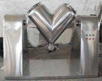 V Type Chemical Powder Mixing Machines