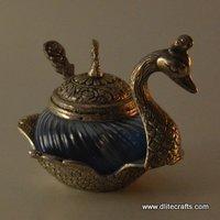 Glass Sugarpot