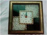 Wooden Dial Clock
