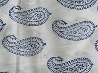 Cotton Voil Printed Fabric