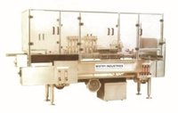 6 Head Ampoule Filling And Sealing Machine