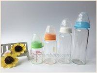 Regular Neck Borosilicate Glass Bottle