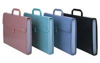 Office Stationery Plastic File Folder Pocket
