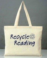 Long Handle Organic Cotton Bag