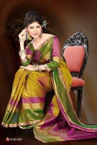 Pure Silk Handloom Kanchipuram Saree