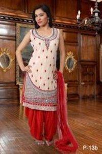 Ladies Stylish Punjabi Suit