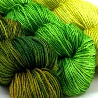 Bamboo Dyed Yarn