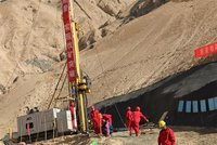 Xdl-1800/1200 Track Type Full Hydraulic Core Drilling Rig