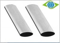 Stainless Steel Oval Tubes
