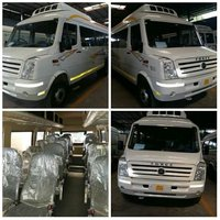 Tempo Traveller On Rent Service