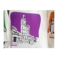Printed Pune University Cloth Bags