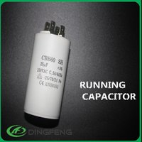 Power Low Voltage Capacitor