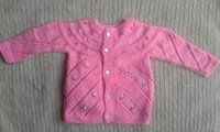 Kids Sweater Hand Knitted
