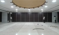 Moveable Partition Wall