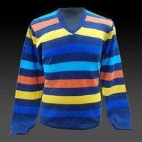 Multicolor Stripe Sweater