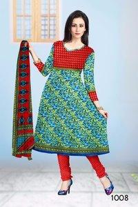 Attractive Look Designer Salwar Kameez Fabric