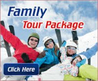 Family Tour Package Service
