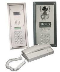 Building Society Intercoms Video And Audio