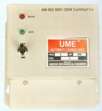 Single Phase 25 Amp Automatic Changeover Switches