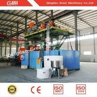 1000l Plastic Vertical Moulding Machine