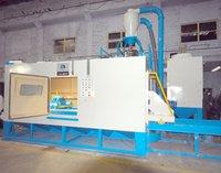 Mecshot Roll Etching Machine