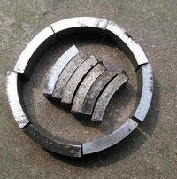 Straight Diamond Segments For Granite Marblce Concrete For Drill Core Bit