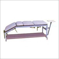 4 Fold Traction Bed