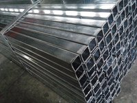 Ss400 Hot-Dip Galvanized Square Steel Pipe
