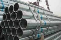 Welded Q345 Round Steel Pipe