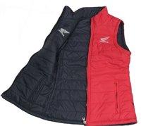 Women Sleeveless Reversible Jacket