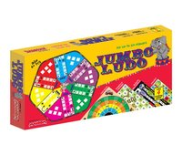 Jumbo Ludo 5 Games In 1