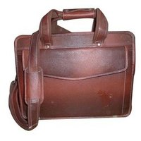 Brown Leather Executive Bags