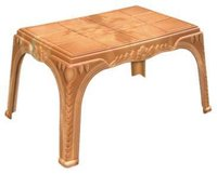 Plastic Fixed Table