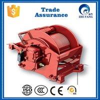 Hydraulic Winch And Hydraulic Windlass For Mooring Winch