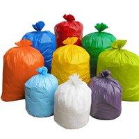 Flat Trash Bags