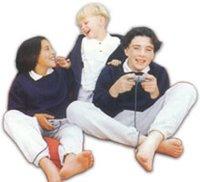 Kids Raglan Sweater