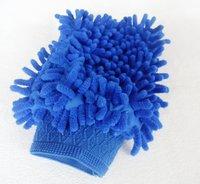 Microfiber Wash Mitten