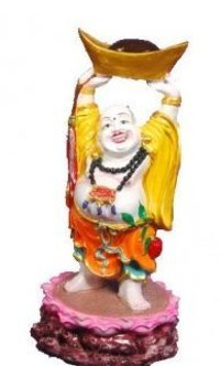 Polyresine Buddha Statue