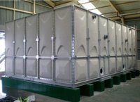 Finetank - Grp Sectional Water Tank