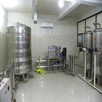 Pure Mineral Water Plants