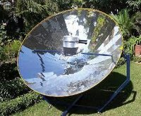 Solar Domestic Parabolic Cooker