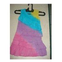 Kids Tie & Dye Dress