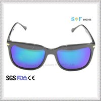 Italy Design Brand Customized Designer Mens Mirrored Eyeglasses With Pc Frames