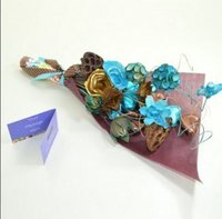 Cuddly Afair Chocolate Bouquet