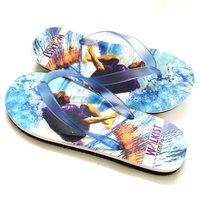 Printed Ladies Chappal