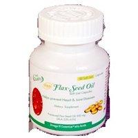 Fhp Flax Seed Oil Soft Gel Capsules