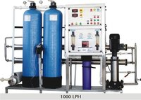 Commercial Water Purification Plant