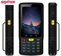 St908 4 Inch Android Rugged Industrial Pda